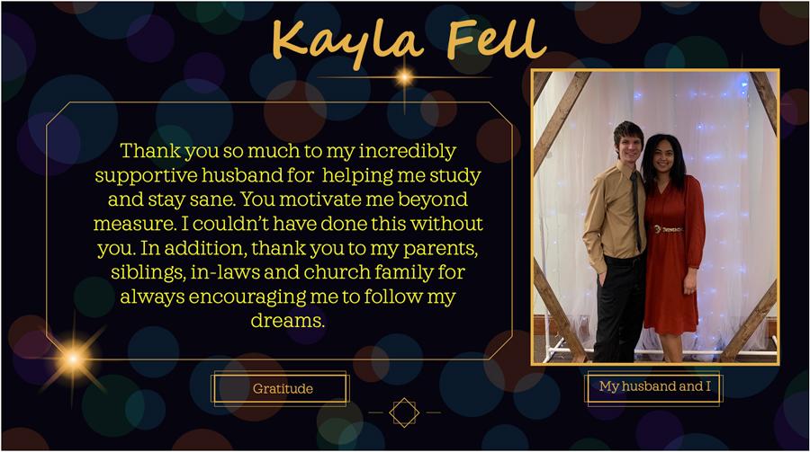 Kayla Fell