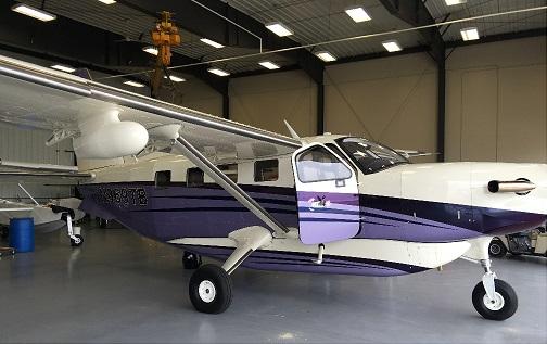Kodiak Quest, Muncie Aviation
