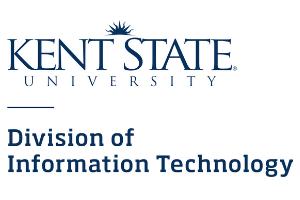 Kent State Information Technology Logo