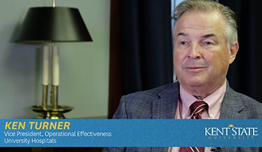 Kan Turner, Operational Effectiveness, University Hospitals