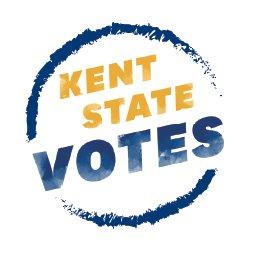 Kent State Votes Logo