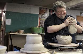 Professor Kirk Mangus, head of the ceramics program at the Kent State University School of Art, died of an aneurysm on Nov. 24.