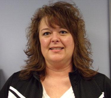 Tracy Kraft, Second-year nursing student