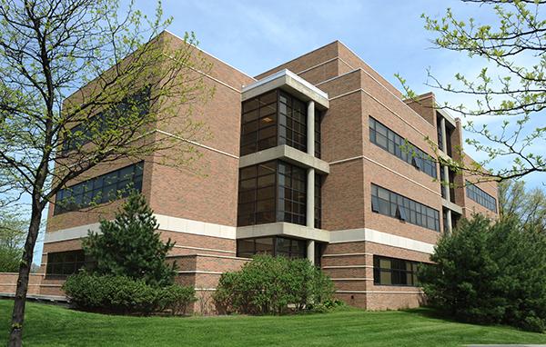 Liquid Crystal Institute Building