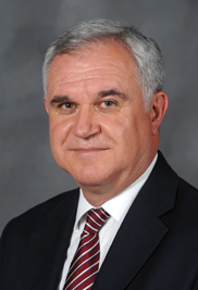 """Marcello Fantoni, Ph.D., associate provost for global education at Kent State, will speak on the topic """"The International City of Kent"""" at the fall 2013 Bowman Breakfast on Oct. 2."""