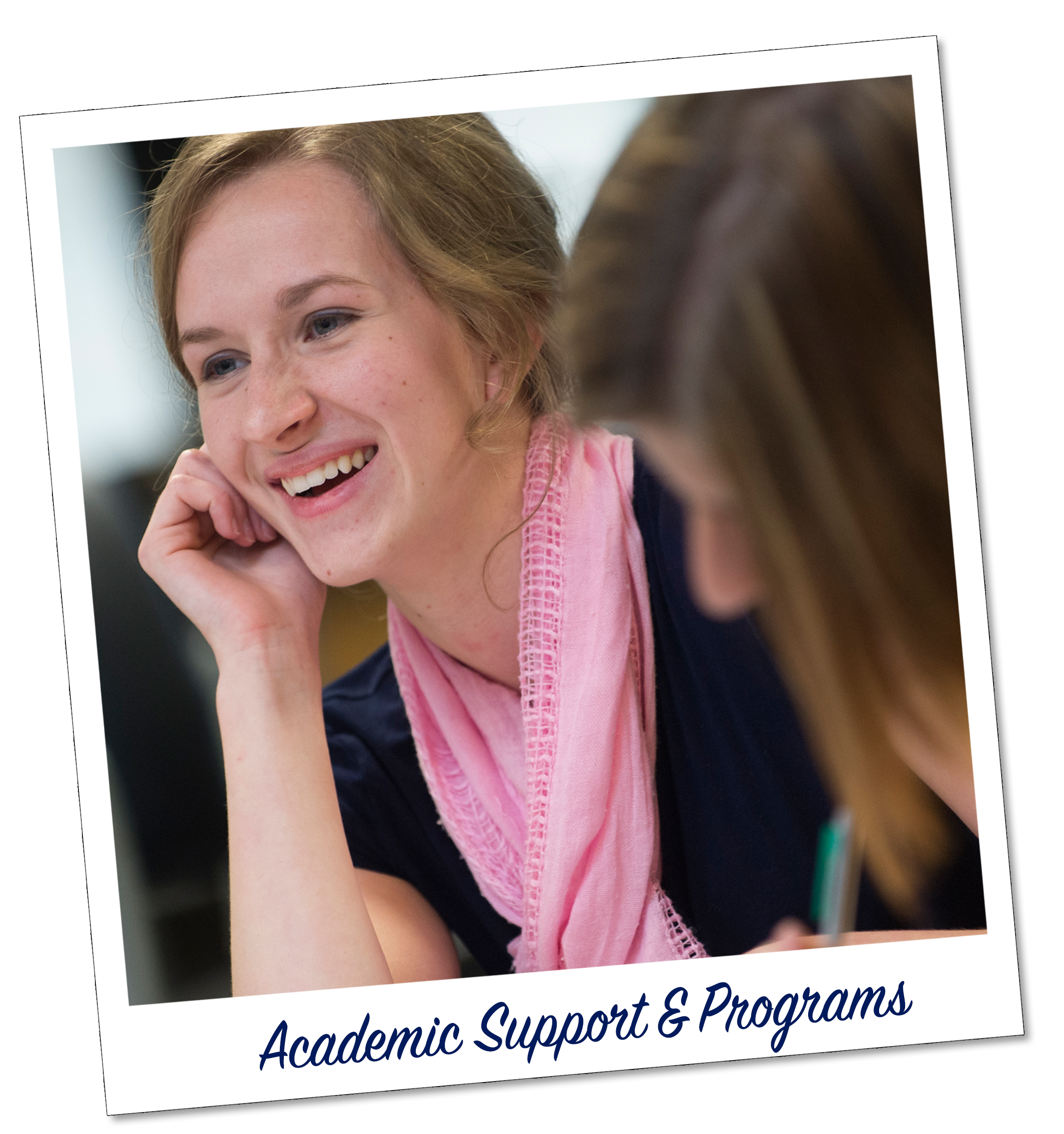 Academic Support and Programs