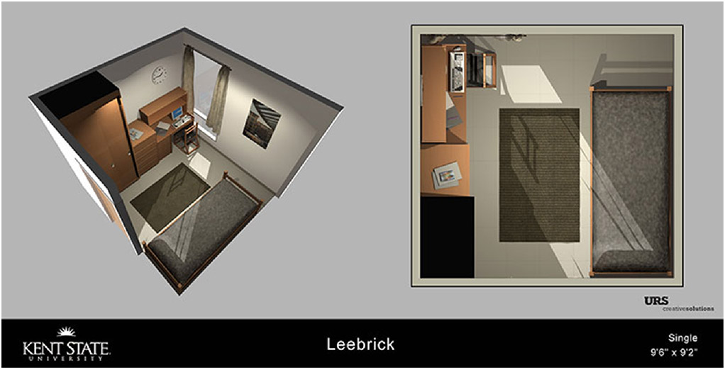 Summer Conference Housing: Leebrick