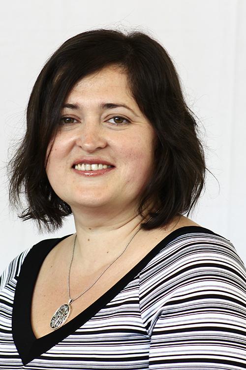 Julia Levashina, Ph.D.