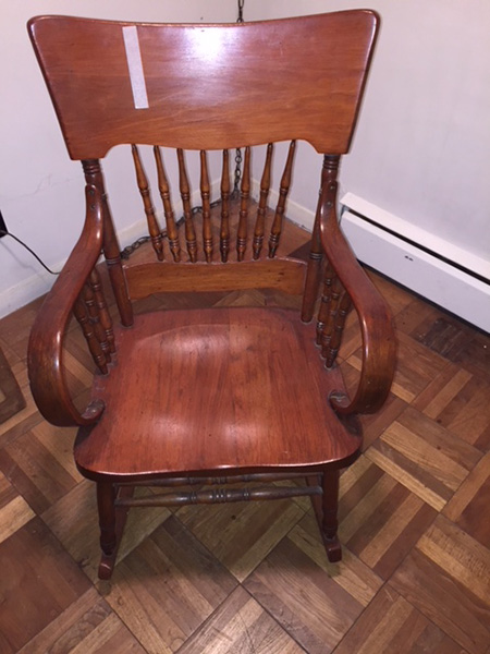 Message Boards - Rocking Chair