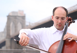 Cleveland Orchestra principal cellist Mark Kosower will perform at the Kent/Blossom Music Festival Faculty Concerts on July 3 in Ludwig Recital Hall in the Music and Speech Building on the Kent Campus. (Photo Credit: Hyun Kang)