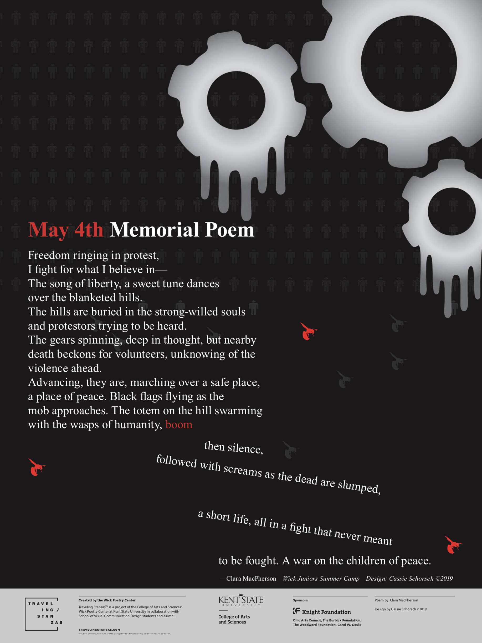 May 4th Memorial Poem