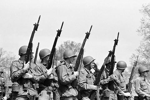 Ohio National Guardsmen
