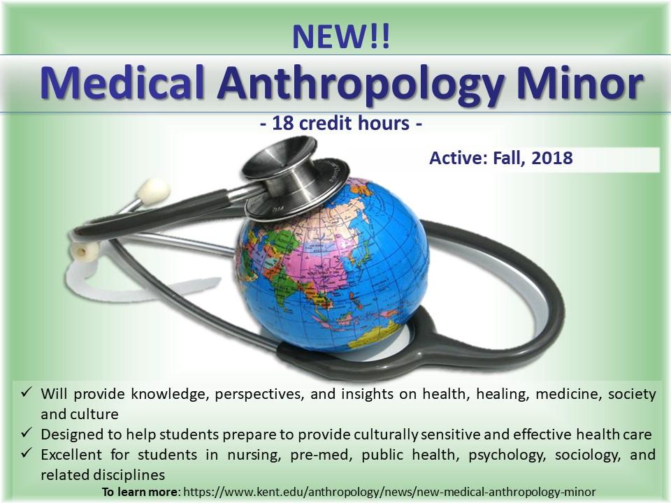 Medical Anthropology Minor
