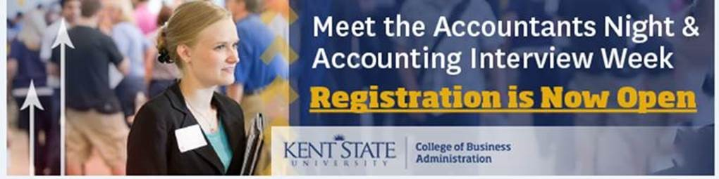 Meet the Accountants Registration is Now Open