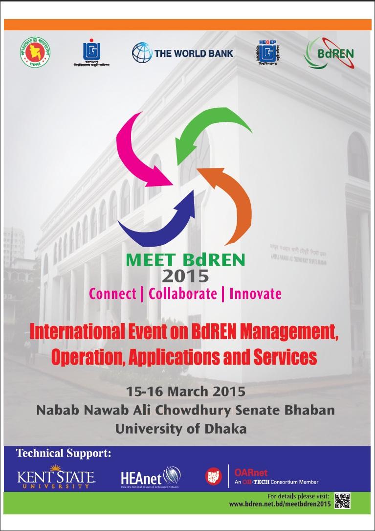 Meet BdREN Poster