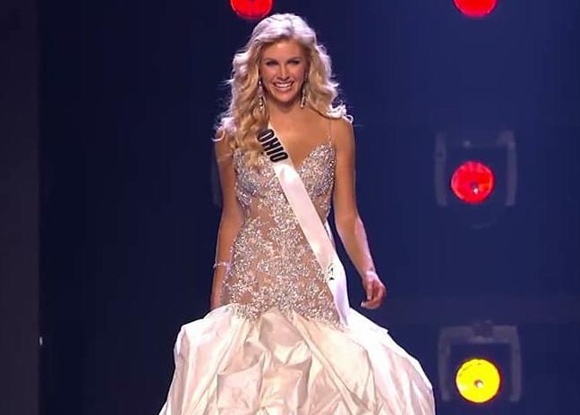 Deneen Penn, Miss Ohio 2018