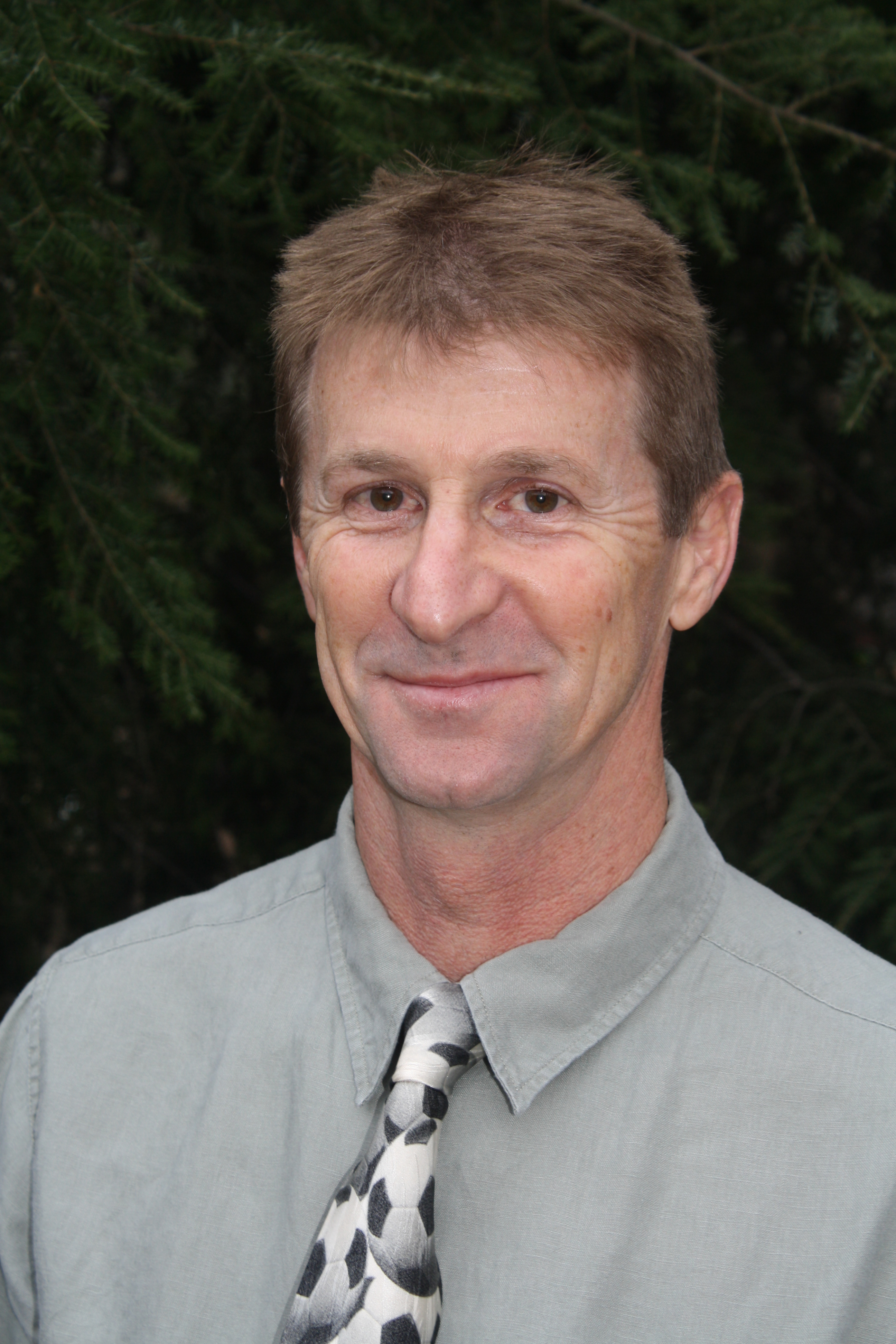 Associate Dean Stephen Mitchell