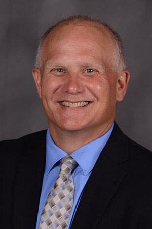 David M. Dees, Ph.D., interim dean and chief administrative officer of Kent State University Columbiana County Campuses