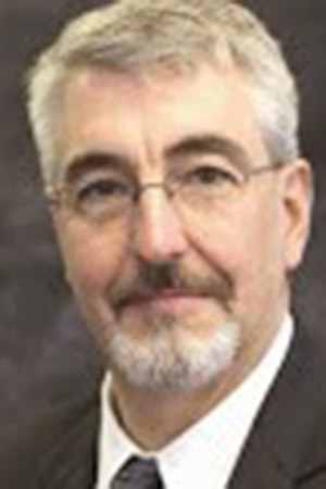 Harry F. Slife Jr., Ph.D., dean, School of Health Professions and Education, Utica College