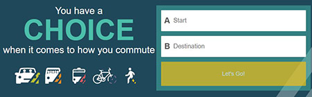 Kent State's unique ride-sharing web-based system offers the ability to find ride matches, daily commutes and one-time trips for members of the university community.