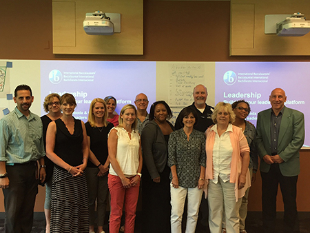 School administrators from Shaker Heights, Painesville, Akron and Westlake participated in the Creating Global Mindedness Leadership Institute sponsored by Kent State University's College of Education, Health and Human Services.