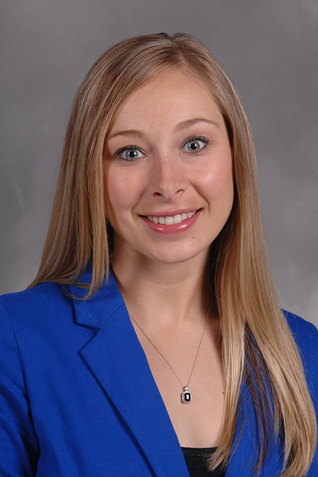 Gov. John Kasich has appointed Jessica Peck of Valley City, Ohio, to a two-year term as a graduate student trustee of the Kent State University Board of Trustees.