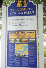 Members of the Kent State University community can explore historic locations and learn valuable lessons about the people who helped to secure suffrage for women and the abolition of slavery, during a trip to Seneca Falls, N.Y., on Oct.10-13.