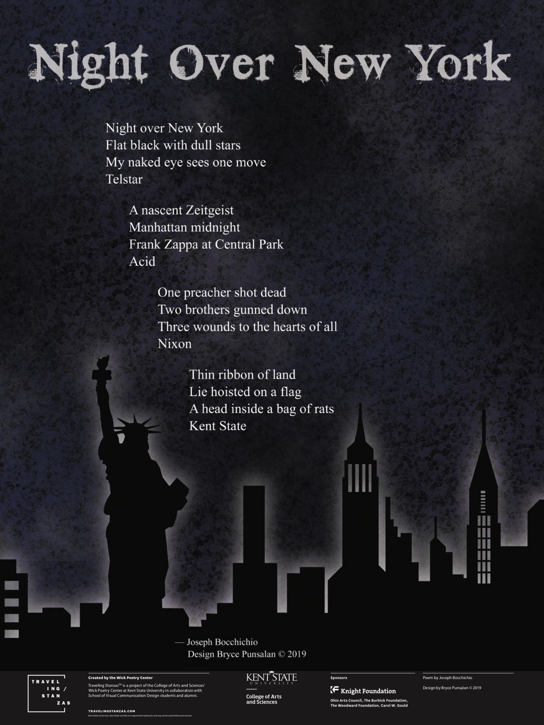 Night Over New York