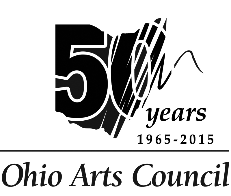 Celebrating 50 years(1965 - 2015) of the Ohio Arts Council