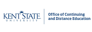 Kent State University Office of Continuing and Distanced Education Logo