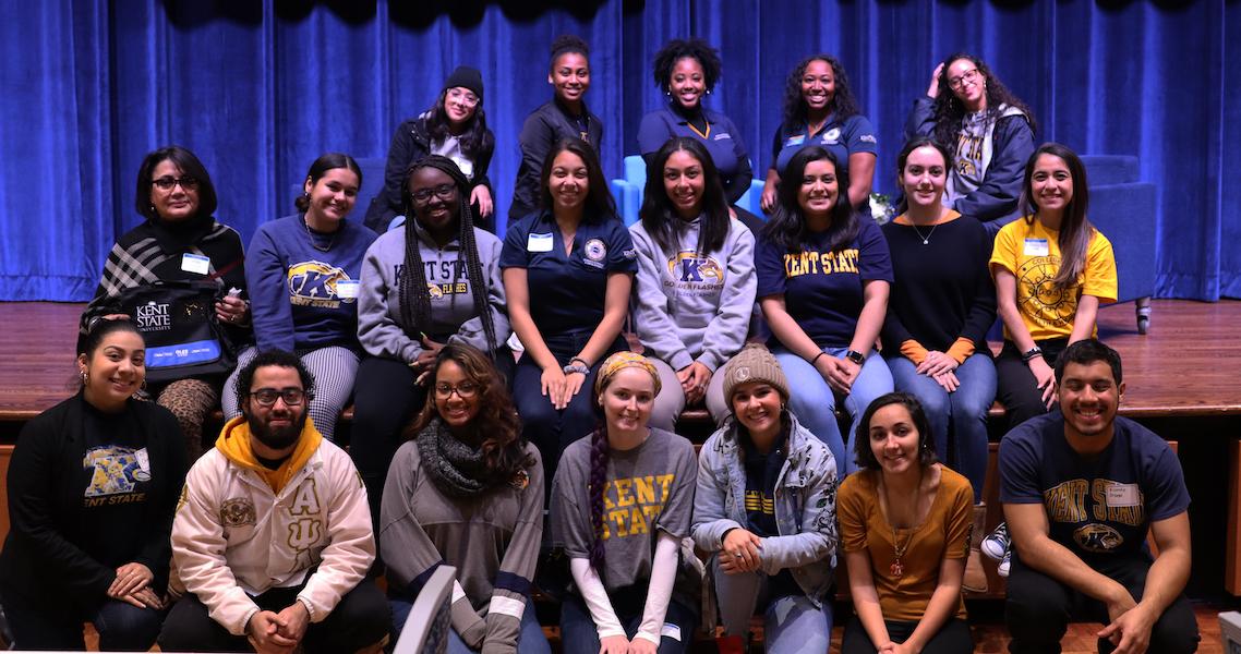 Kent State Leaders at Ohio Latino Education Summit