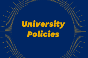 University Policies Webpage Icon Image