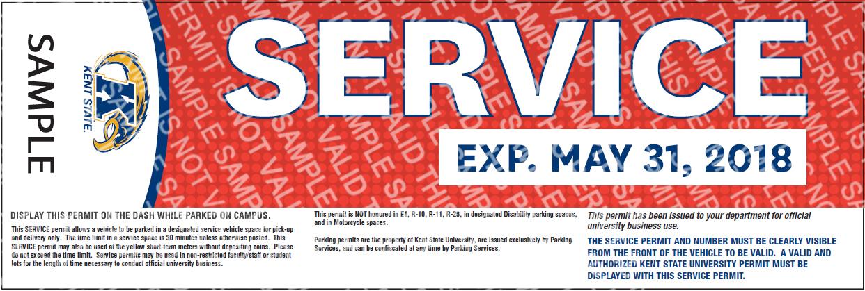 Service Permit