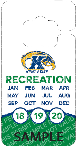 Recreation Center Permit