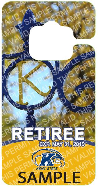 Retiree Permit