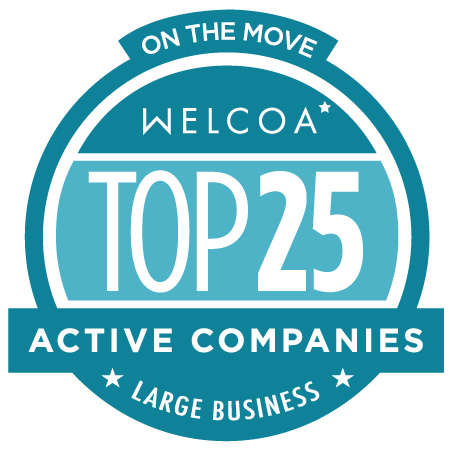 Kent State is a Top 25 Active Company.