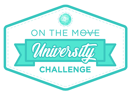 Kent State is participating in the On the Move University Challenge.