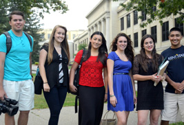 Kent State University's Promising Scholar Awards will provide $2,000 a year, renewable for up to four years, to the 10 highest-achieving incoming freshmen in the university's School of Journalism and Mass Communication.