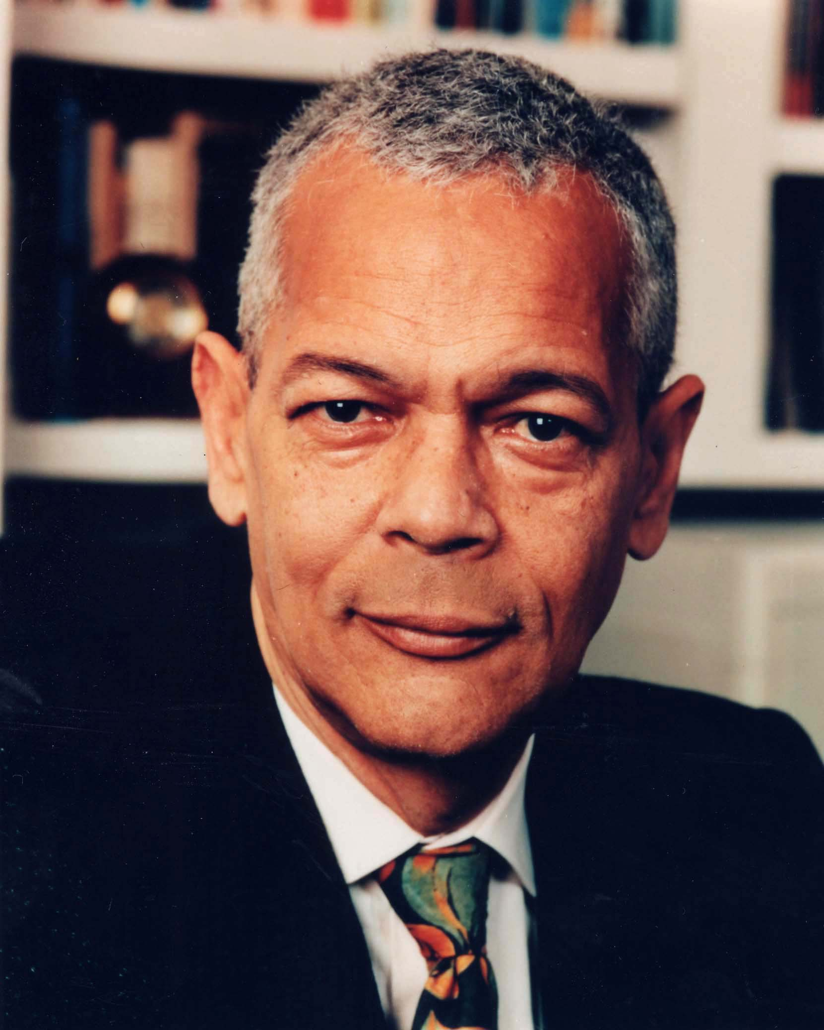 Julian Bond, a leader of the civil rights movement, serves as keynote speaker at Kent State's 13th annual Martin Luther King Jr. Celebration.
