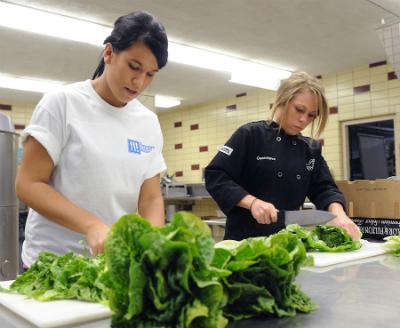 Campus Kitchen at Kent State