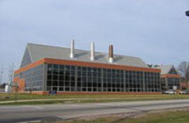 Summit Street Power Plant