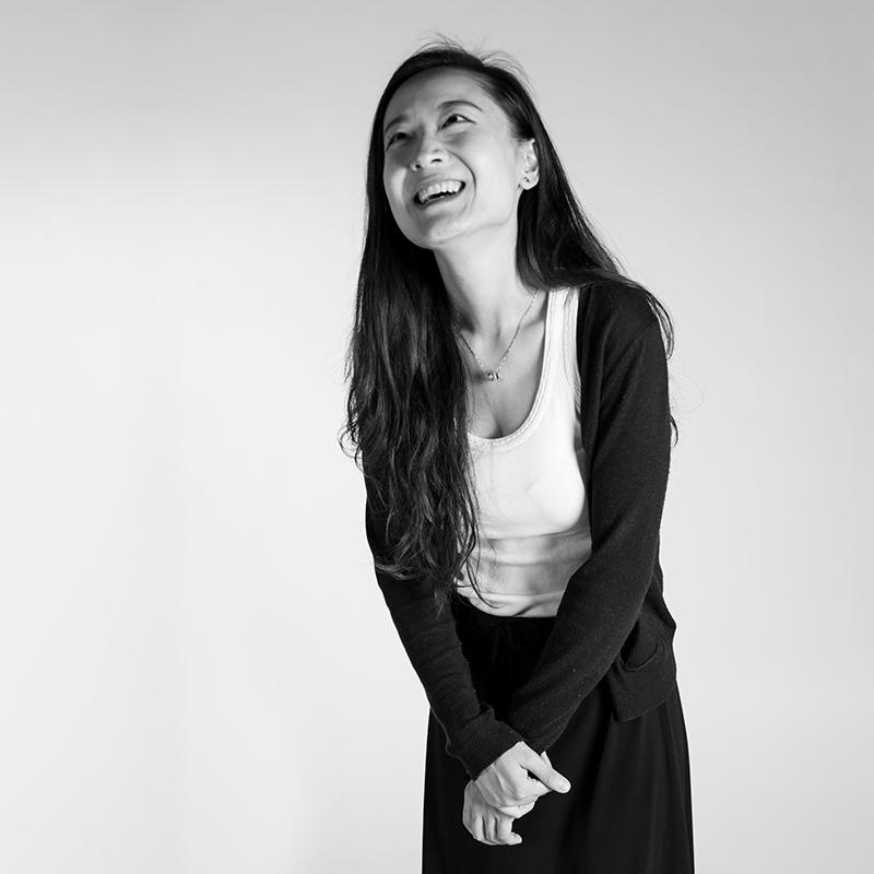 Qiaoni Liu photographed by Melissa Olson