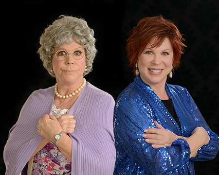 Emmy Award-winning comedienne Vicki Lawrence will perform at Kent State Tuscarawas.