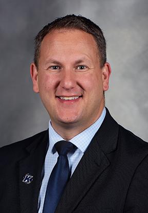 James Raber, Interim Executive Director