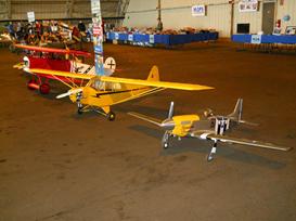 Radio Controlled Aircraft, Corsair Model Aircraft Club (CMAC)