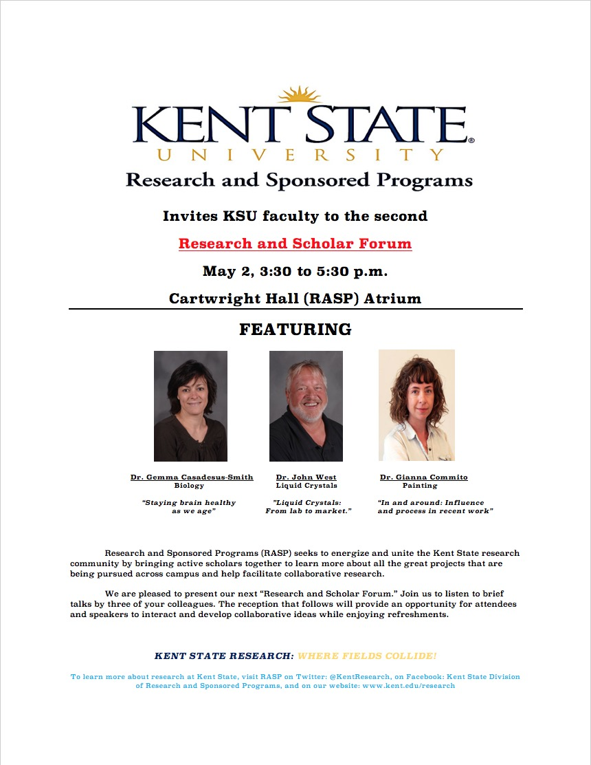 Research & Innovation Forum Flyer 5-2-16