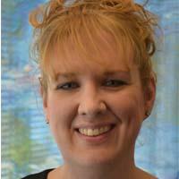 Maria Robertson, Undergraduate Academic Advisor