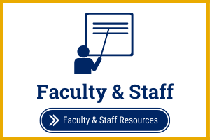 State Authorization Faculty and Staff Resources Text with Faculty Professor Icon
