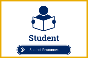 State Authorization Student Resources Text with Student Icon