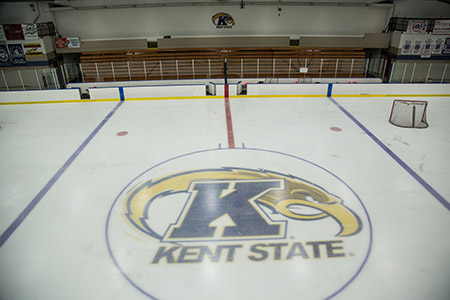 The Kent State University Ice Arena hosted the 35th Annual Ohio Special Olympics Winter Games in February.